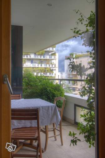 Appartement sur jardin paris d partement 75 petites for Appartement paris jardin