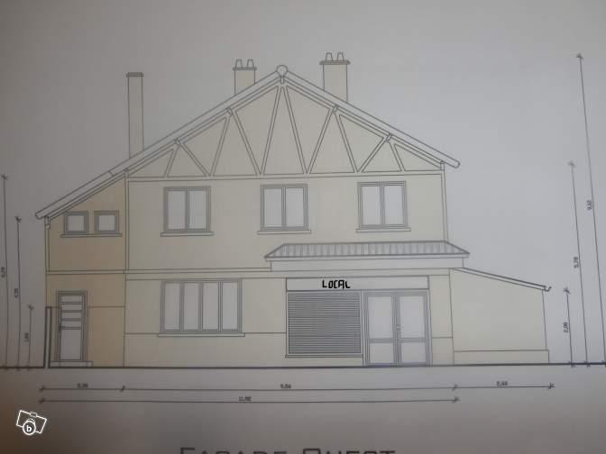 Immeuble 285 m2 sevran d partement 93 petites annonces for Piscine sevran