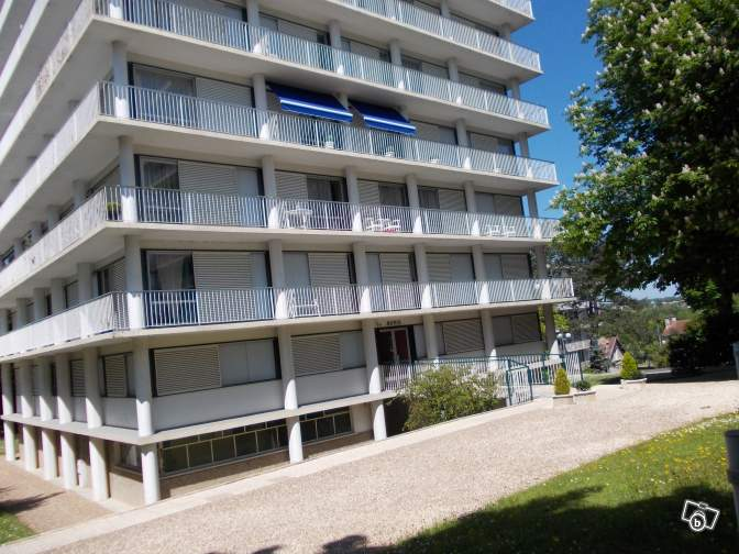 Appartement t3 residence jardin vert angoul me d partement for Plan angouleme 16