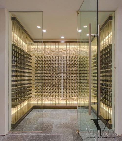 Exceptionnel Cave à vin Contemporain - Vinium Series - Architectural Wine  LI55