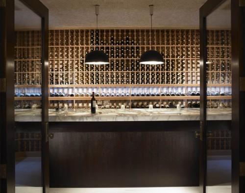 Cave vin moderne amynoel5 architecture for Cave a vin moderne