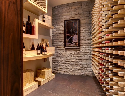 cave vin moderne justice kohlsdorf residence wine cellar architecture. Black Bedroom Furniture Sets. Home Design Ideas