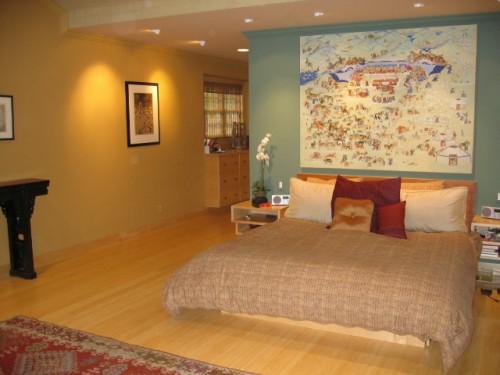 Chambre asiatique asian contemporary bedroom architecture - Chambre asiatique ...