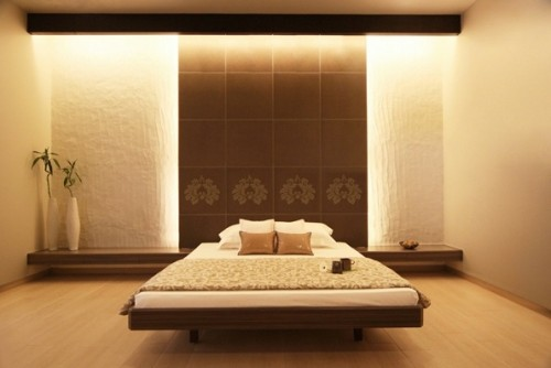 Chambre asiatique interior designer los angeles elan designs architecture for Chambre style asiatique