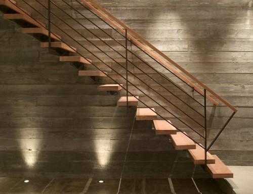 Escalier Moderne Feldman Architecture Architecture