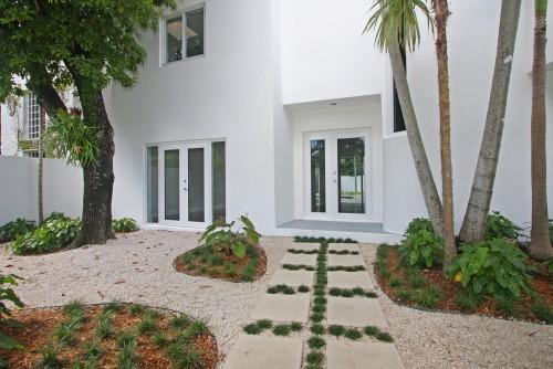 exterieur contemporain remodeling architecture. Black Bedroom Furniture Sets. Home Design Ideas