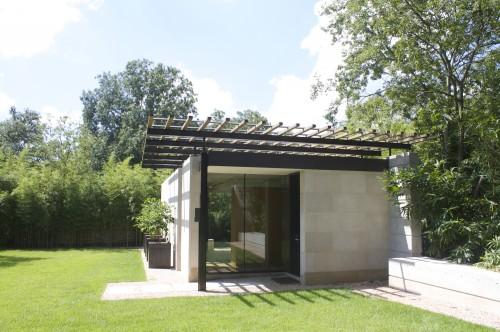 garage contemporain tarrytown phase ii yoga studio architecture. Black Bedroom Furniture Sets. Home Design Ideas