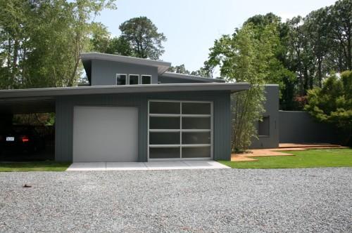 Garage Moderne Garage Doors Architecture