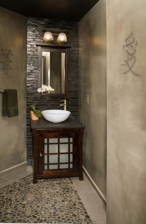 Salle de bain asiatique candace nordquist akbd for Small japanese bathroom ideas