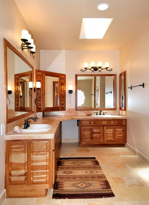 salle de bain asiatique zenteriors architecture