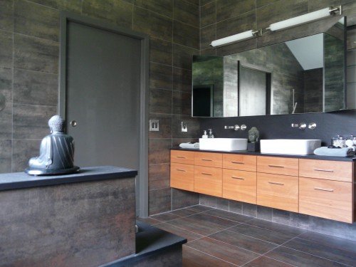 salle de bain asiatique - zenbath - architecture - Salle De Bain Asiatique
