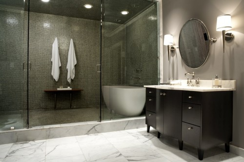 salle de bain contemporain - pulp design studios - architecture - Salle De Bain Contemporaine Photo